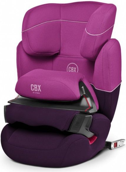 Автокресло CBX by Cybex Aura-Fix Purple Rain в Актау